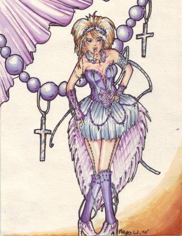 Lila Gothic