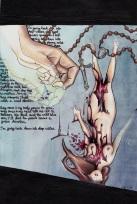Die blutende Frau