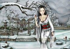Maya Wendler Yuki-Onna