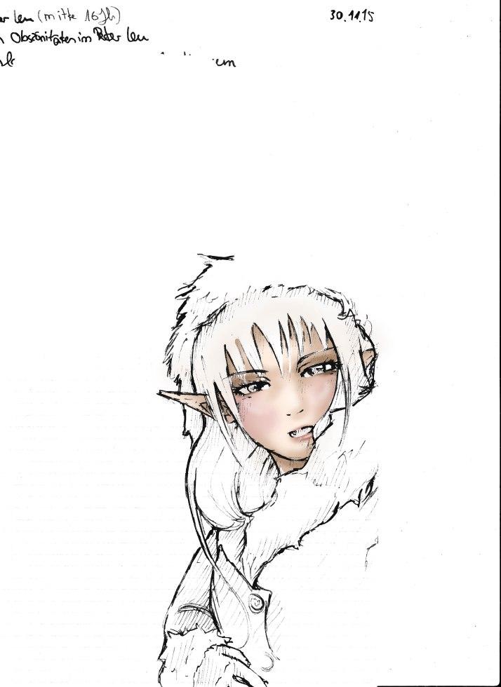 Schnee Elfe (2)