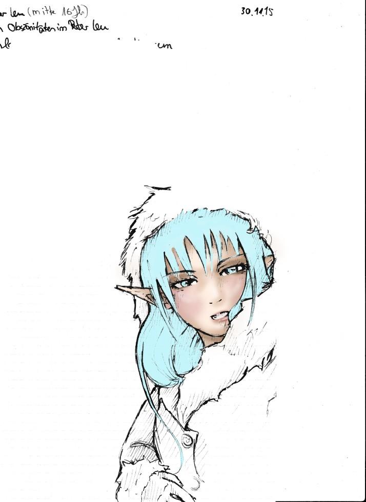 Schnee Elfe (3)