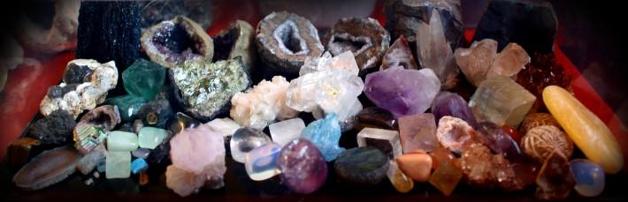 Edelsteine/Mineralien