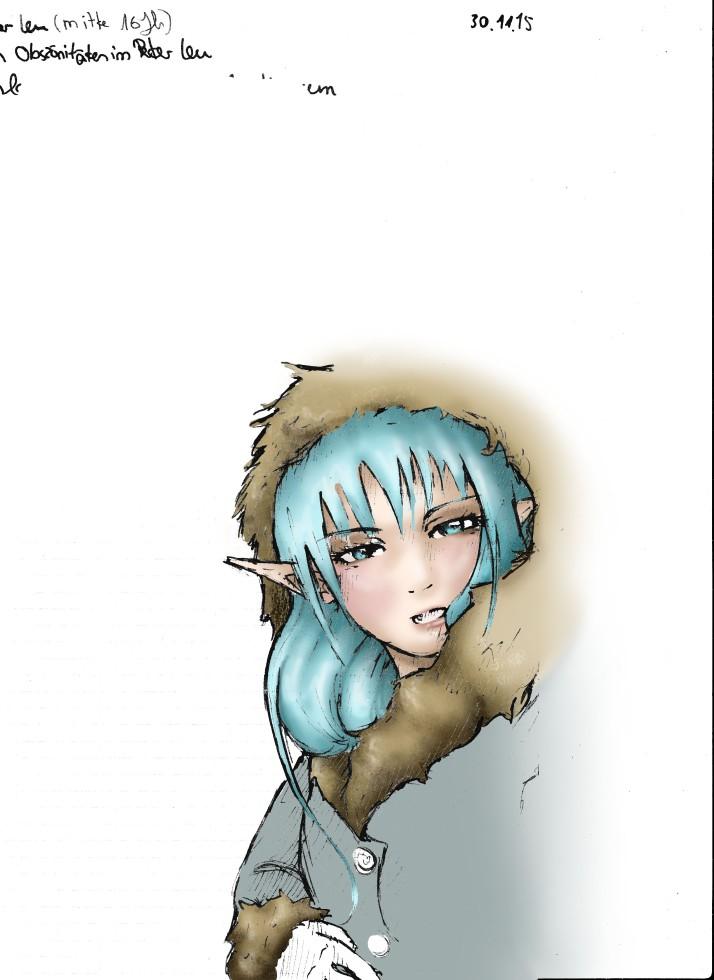 Schnee Elfe (7)