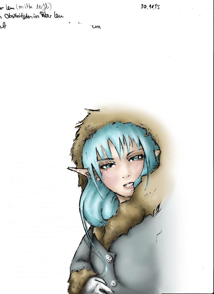 Schnee Elfe (9)