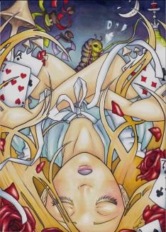 Alice in Wonderland (Absolem in Wonderland)