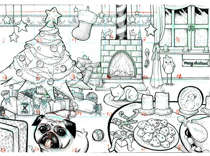 weihnachts-kalender-2016-outlines-1