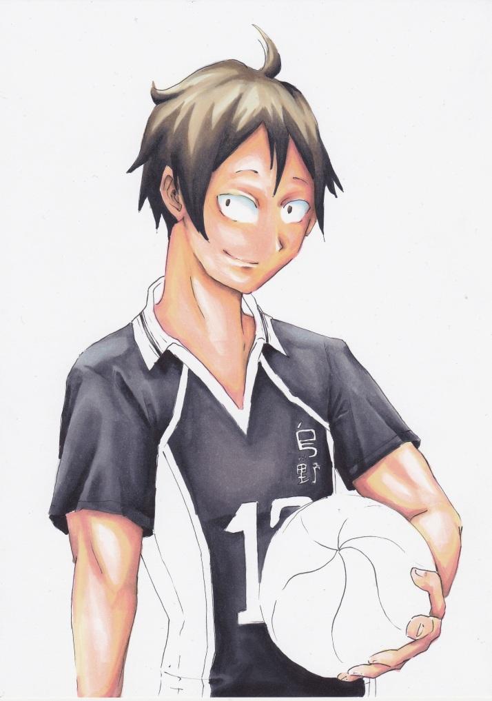 Yamaguchi Haikyuu - Entwicklugnsprozess 3