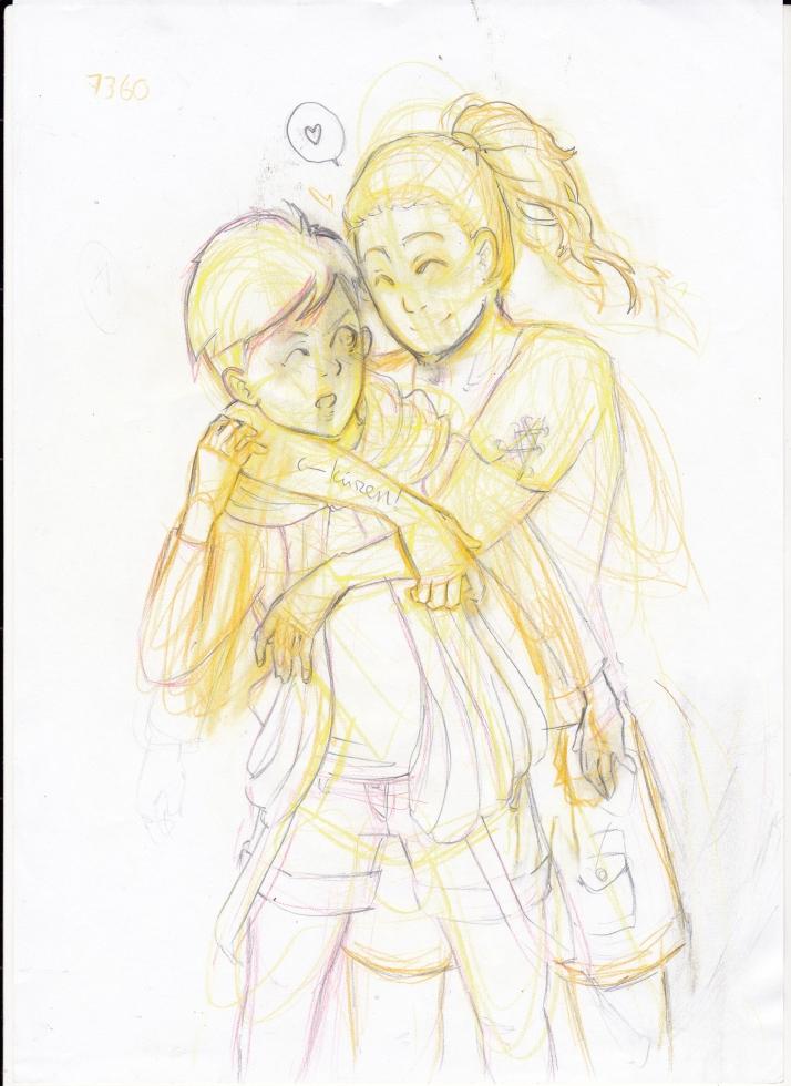 Tomoaki und Keito - Entwicklungsprozess 01