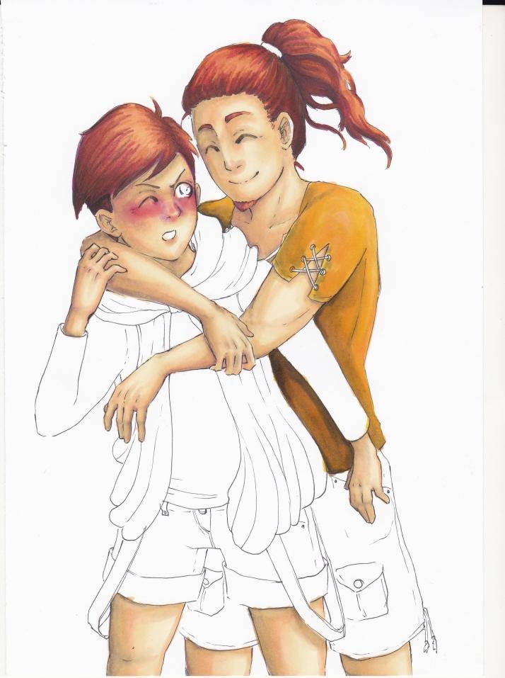 Tomoaki und Keito - Entwicklungsprozess 03