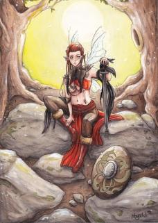 Jesdru the Fairy