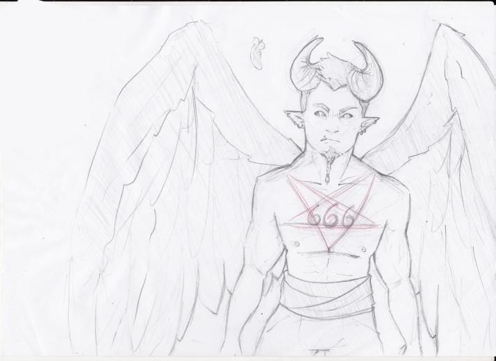 Demon Lord - Entwicklungsprozess 01