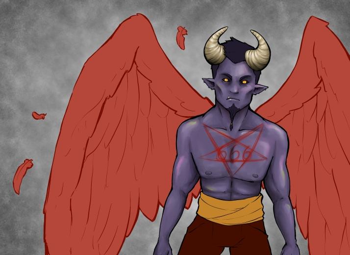 Demon Lord - Entwicklungsprozess 05