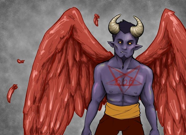 Demon Lord - Entwicklungsprozess 06