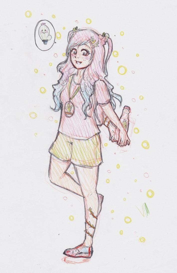Midori Scribbles (2)
