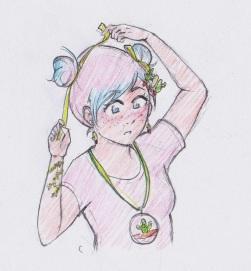 Midori Scribbles (4)