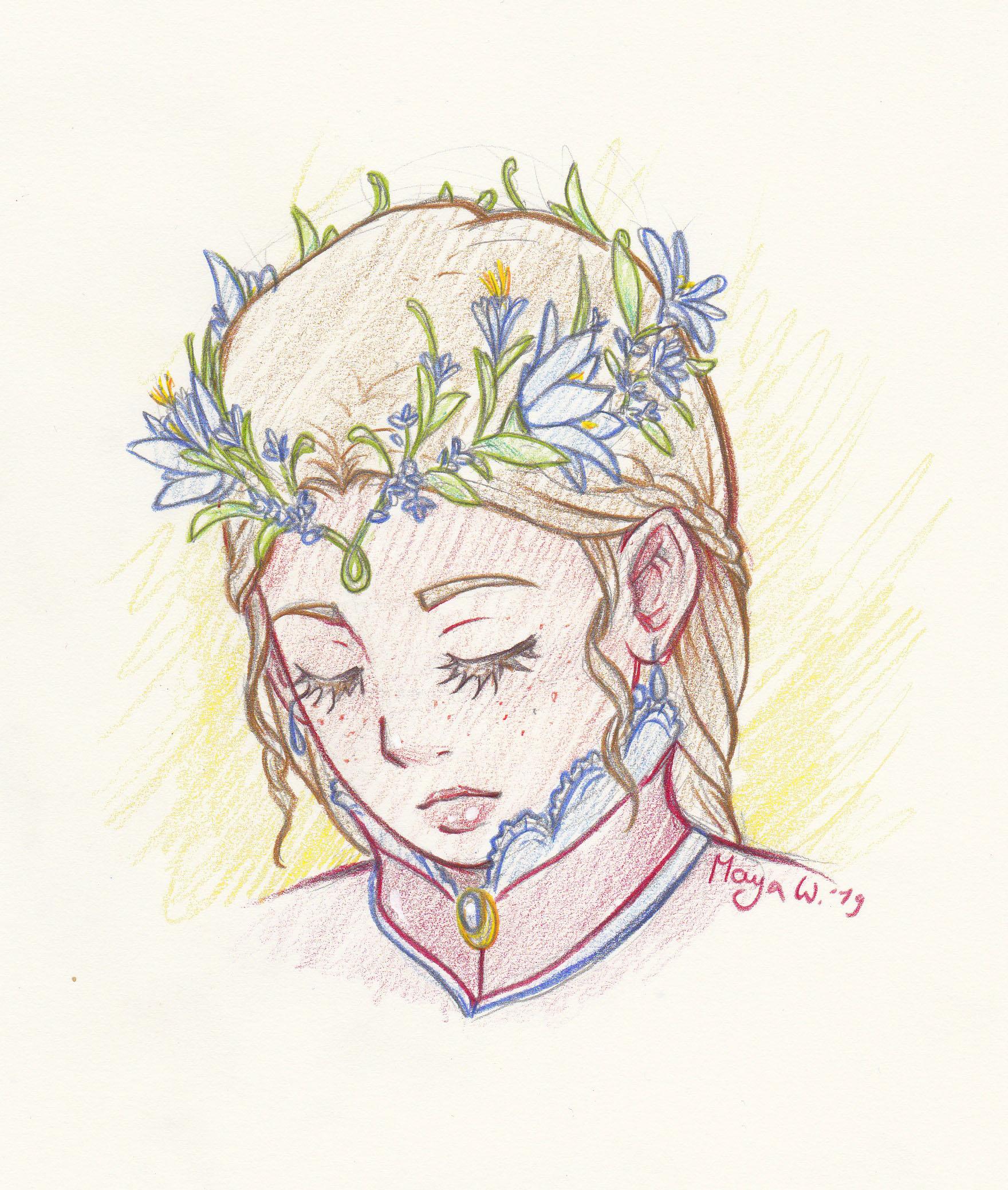 folktaleweek crown