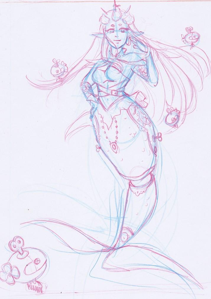 Latochan Jade - Entwicklungsprozess 01