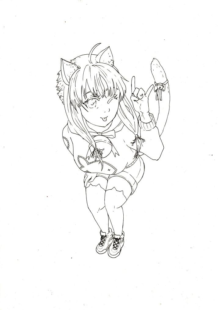 Hitomi Rockhand Entwicklungsprozess 03